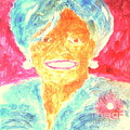 Michelle Obama 2 by Richard W Linford
