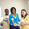 Michelle Obama Joins A United We Serve by Everett