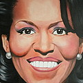 Michelle Obama by Timothe Winstead