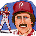 Mike Schmidt-color by Chris  DelVecchio