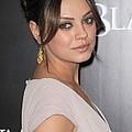 Mila Kunis At Arrivals For Black Swan by Everett