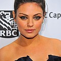 Mila Kunis At Arrivals For Ifps 20th by Everett