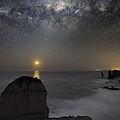 Milky Way Over Shipwreck Coast by Alex Cherney, Terrastro.com