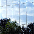 Mirrored Facade 1 by Stuart Brown