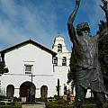 Mission San Juan Bautista by Jeff Lowe