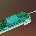 Mobile Telephone by Tek Image