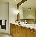 Modern Bathroom Interior by Andersen Ross