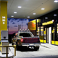 Modern Gas Station by Jaak Nilson