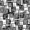 Monochrome Squares by Louisa Knight