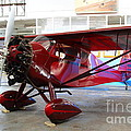 Monocoupe 110 . 7d11149 by Wingsdomain Art and Photography