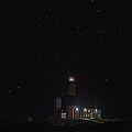 Montauk Starry Night by William Jobes