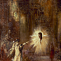 MOREAU: APPARITION, 1876 Poster by Granger