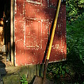 Morning Light On The Door Of An Old by Stephen St. John