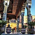 Morocco Architecture II by Chuck Kuhn