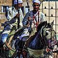 Morocco Dual by Chuck Kuhn