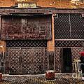 Morocco Life I by Chuck Kuhn