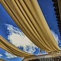 Morocco Riad I by Chuck Kuhn