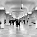 Moscow Underground by Stelios Kleanthous