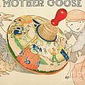 Mother Goose Spinning Top by Glenda Zuckerman