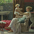 Mother's Darling  Print by Zocchi Guglielmo
