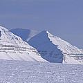 Mountains Above Kings Glacier by Gordon Wiltsie