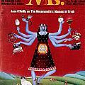 MS. MAGAZINE, 1972 Print by Granger
