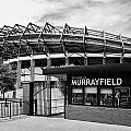 Murrayfield Stadium Edinburgh Scotland Uk United Kingdom by Joe Fox