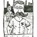 Mustache Envy by Michael Mooney