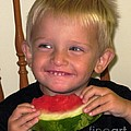 My First Watermelon by Dale   Ford
