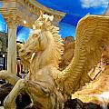 My Vegas Caesars 13 by Randall Weidner
