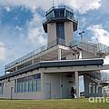 Nasa Air Traffic Control Tower by Nasa