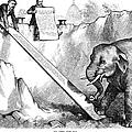 Nast: Third Term, 1875 by Granger