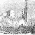 New York: Fire, 1853 by Granger