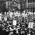 NEW YORK: SEAMENS STRIKE Print by Granger