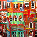 New York Tenement 2 by Michael Litvack