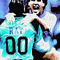 Nicolas Nixo Soccer by Nicolas Nixo