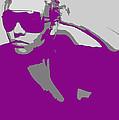 Niki In Glasses  by Naxart Studio
