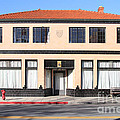 Niles California Banquet Hall . 7d12736 by Wingsdomain Art and Photography