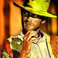 Nixo Clint Eastwood by Nicholas Nixo