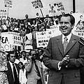 Nixon Presidency.  First Lady Patricia by Everett