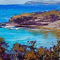 Norah Head Central Coast Nsw by Graham Gercken
