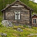 Norwegian Timber House by Heiko Koehrer-Wagner