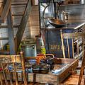 Nostalgia Country Kitchen by Bob Christopher