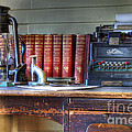 Nostalgia Office by Bob Christopher