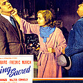 Nothing Sacred, Fredric March, Carole by Everett