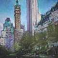 Nyc Central Park 2 by Ylli Haruni