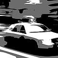 Nyc Taxi Bw3 by Scott Kelley