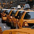 Nyc Traffic Color 16 by Scott Kelley