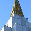 Oakland California Temple . The Church Of Jesus Christ Of Latter-day Saints . 7d11358 by Wingsdomain Art and Photography