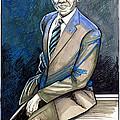 Obama 2012 by Dave Olsen